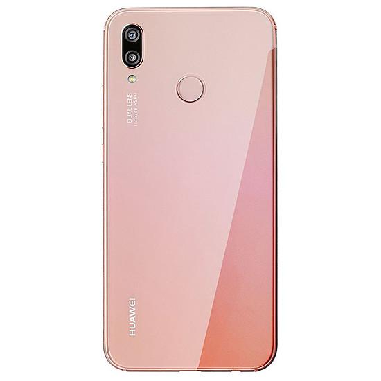 Smartphone et téléphone mobile Huawei P20 Lite (rose) - Autre vue