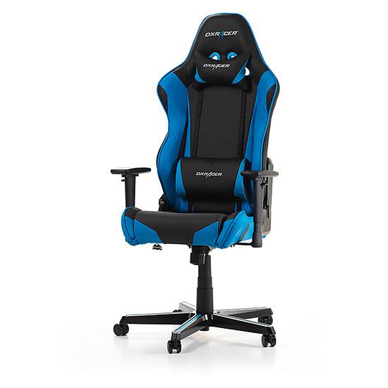 Fauteuil / Siège Gamer DXRacer Racing R0 - Bleu