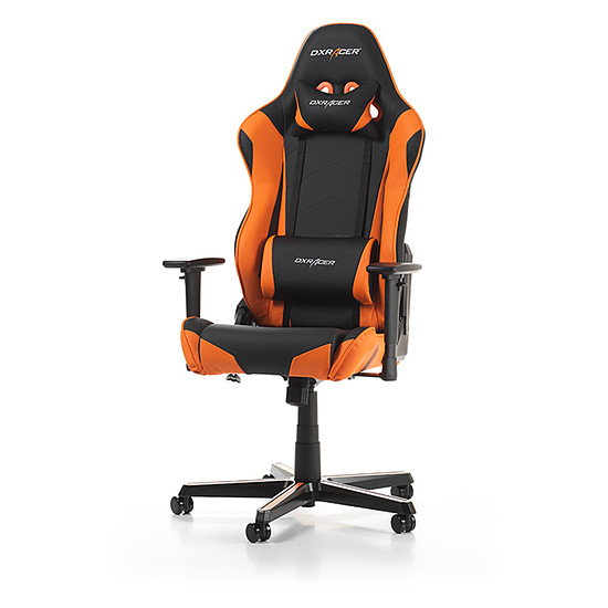 Fauteuil / Siège Gamer DXRacer Racing R0 - Orange