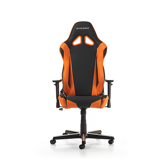 Fauteuil / Siège Gamer DXRacer Racing R0 - Orange - Autre vue
