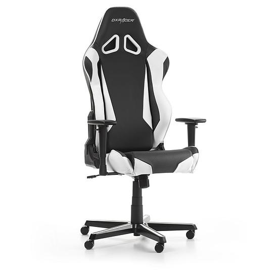 Fauteuil / Siège Gamer DXRacer Racing Shield R1 - Blanc
