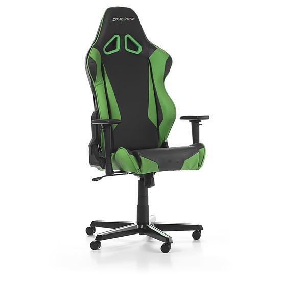 Fauteuil / Siège Gamer DXRacer Racing Shield R1 - Vert