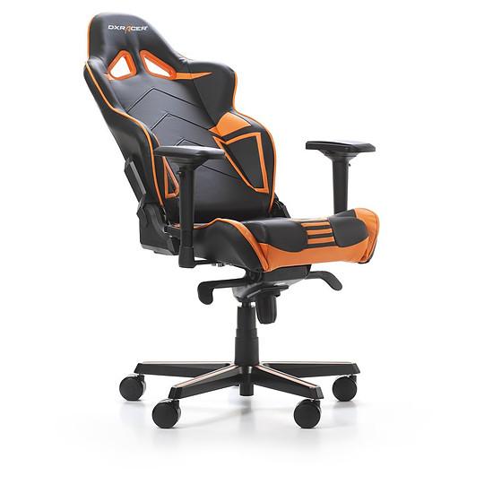 Fauteuil / Siège Gamer DXRacer Racing Pro R131 - Orange - Autre vue