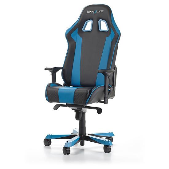 Fauteuil / Siège Gamer DXRacer King K06 - Bleu
