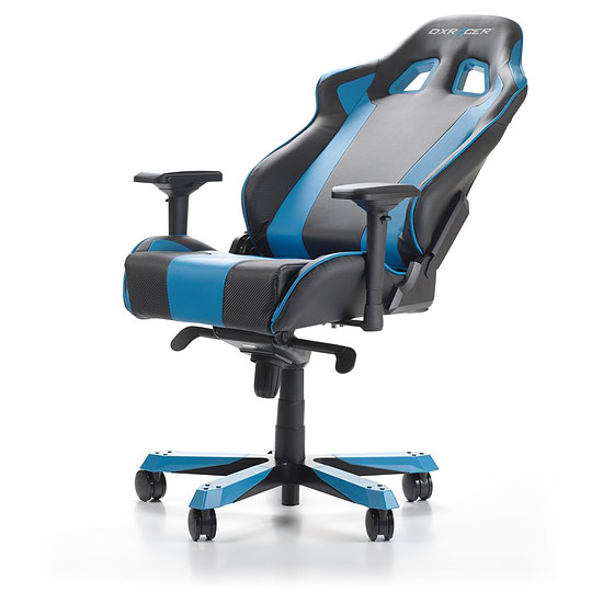 Fauteuil / Siège Gamer DXRacer King K06 - Bleu - Autre vue