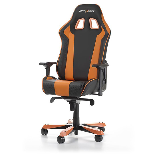 Fauteuil / Siège Gamer DXRacer King K06 - Orange