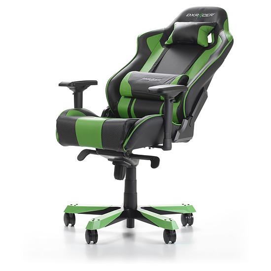 Fauteuil / Siège Gamer DXRacer King K06 - Vert - Autre vue
