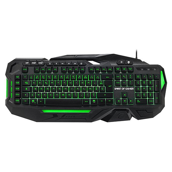 Clavier PC Spirit Of Gamer ELITE-K20