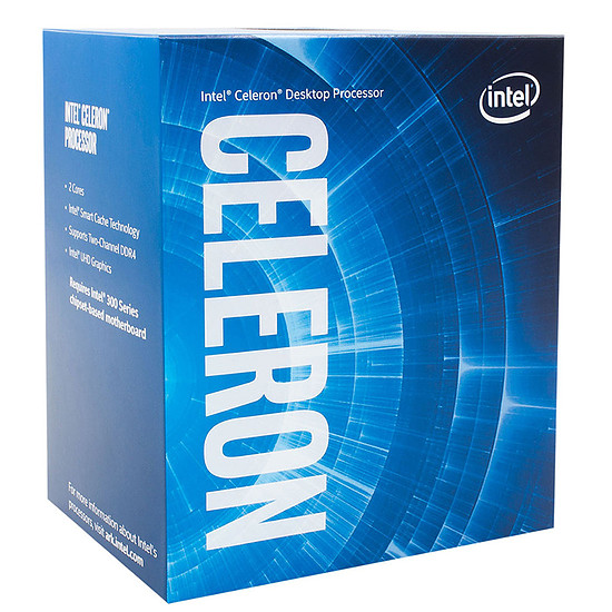 Processeur Intel Celeron G4900 - Autre vue