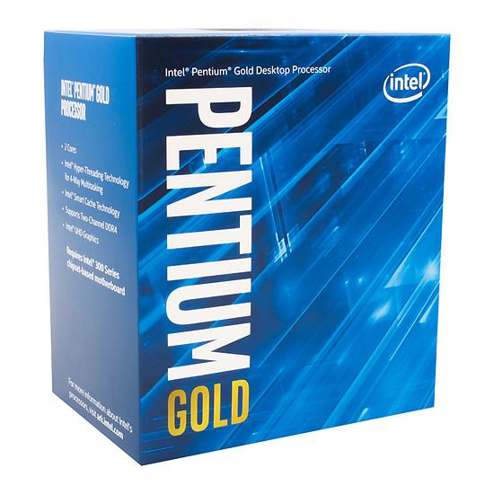 Processeur Intel Pentium G5400