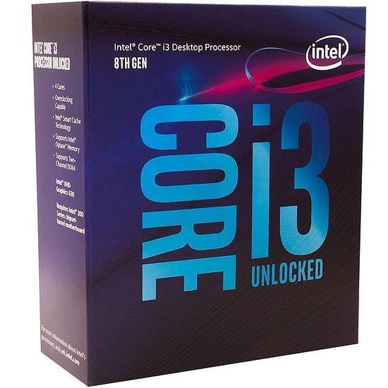 Processeur Intel Core i3 8300 - Autre vue