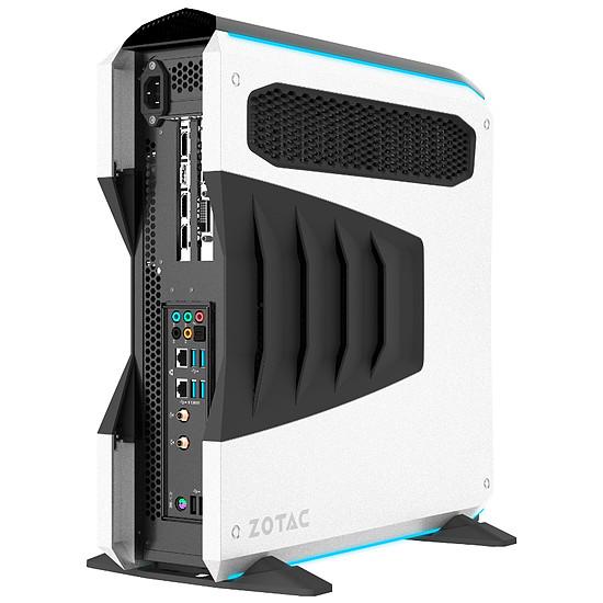 PC de bureau Zotac MEK1 - i5 - GTX 1060 - 16Go - SSD 240Go - 1 To - Autre vue