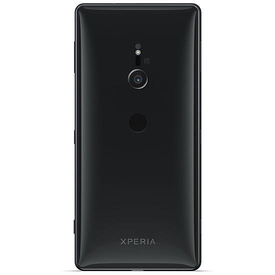 Smartphone et téléphone mobile Sony Xperia XZ2 (noir) - Double SIM - Autre vue