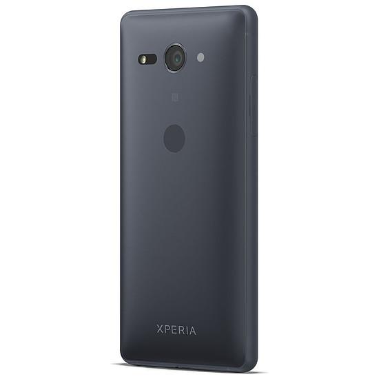 Smartphone et téléphone mobile Sony Xperia XZ2 Compact (noir) - Autre vue