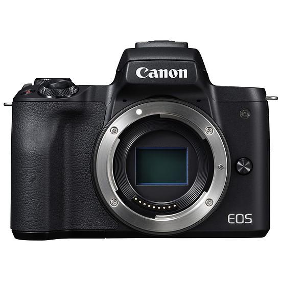 Appareil photo hybride Canon EOS M50 Noir (boitier nu)