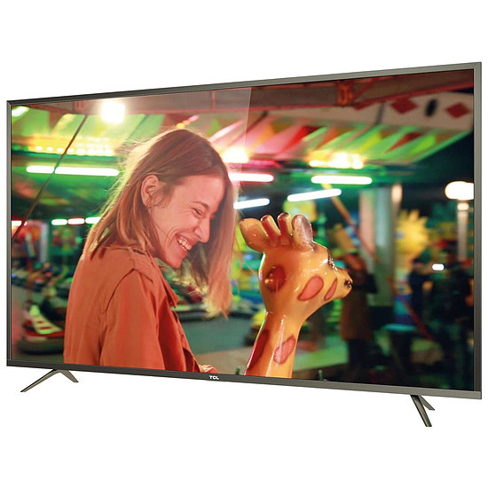 TV TCL U60P6026 - TV 4K UHD HDR - 152 cm