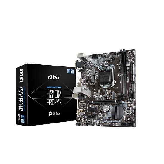 Carte mère MSI H310M PRO-M2