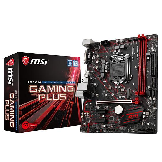 Carte mère MSI H310M GAMING PLUS