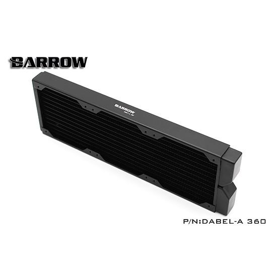 Watercooling BARROW Dabel-A 360 - Radiateur 360mm  - Autre vue