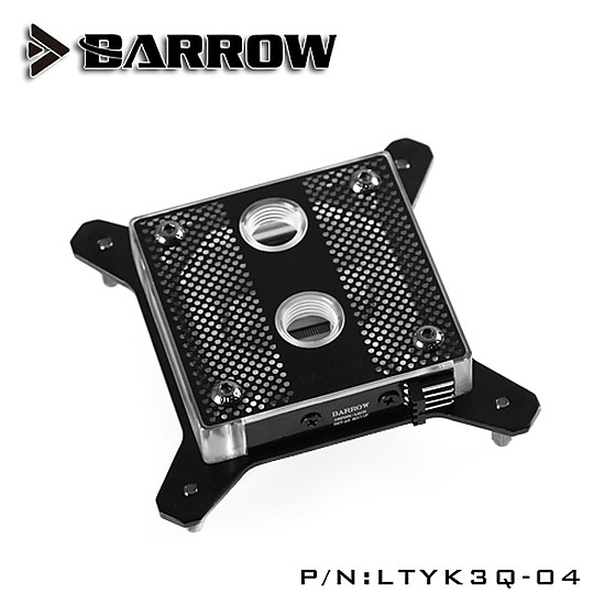Watercooling BARROW LTYK3Q-04 - Waterblock pour processeur Intel