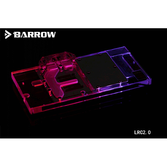 Watercooling BARROW BS-MSG1080T-PA - Waterblock pour MSI  - Autre vue