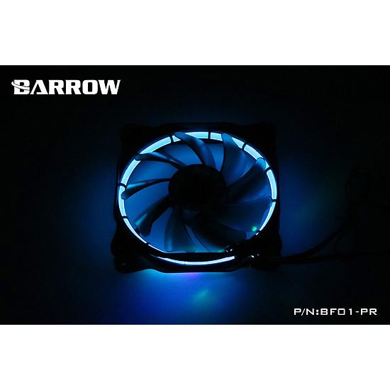 Ventilateur Boîtier BARROW BF01-PR - VENTILATEUR 120MM HALO RGB PWM - Autre vue