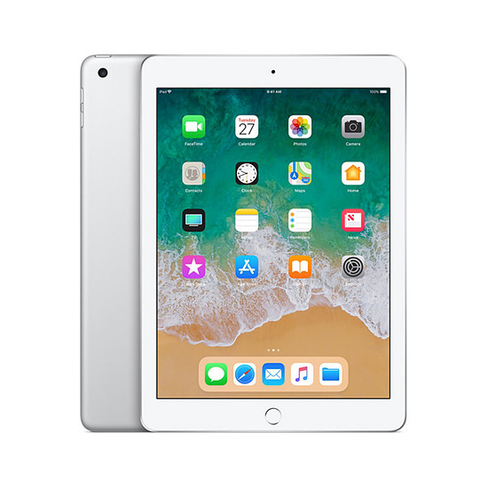 Tablette Apple iPad (2018) Wi-Fi - 128 Go - Argent
