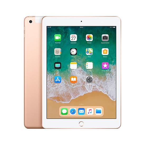 Tablette Apple iPad (2018) Wi-Fi + Cellular - 128 Go - Gold - Autre vue