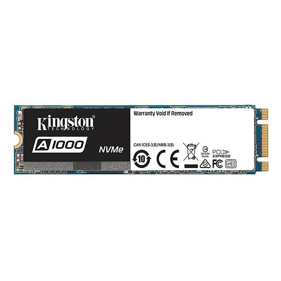 Disque SSD Kingston A1000 M.2 PCIe NVMe - 240 Go