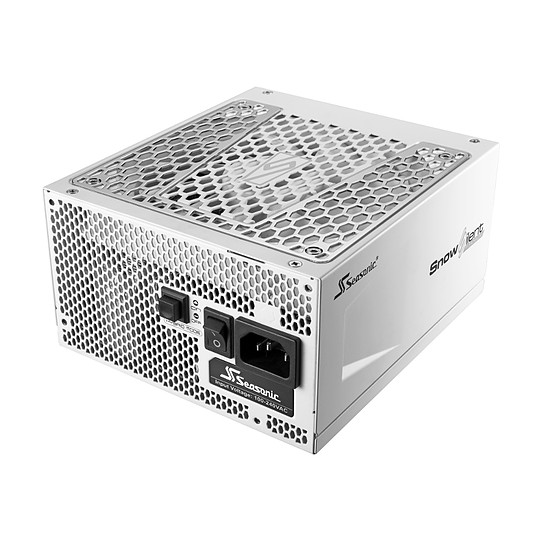 Alimentation PC Seasonic PRIME SnowSilent 750 Titanium - Autre vue