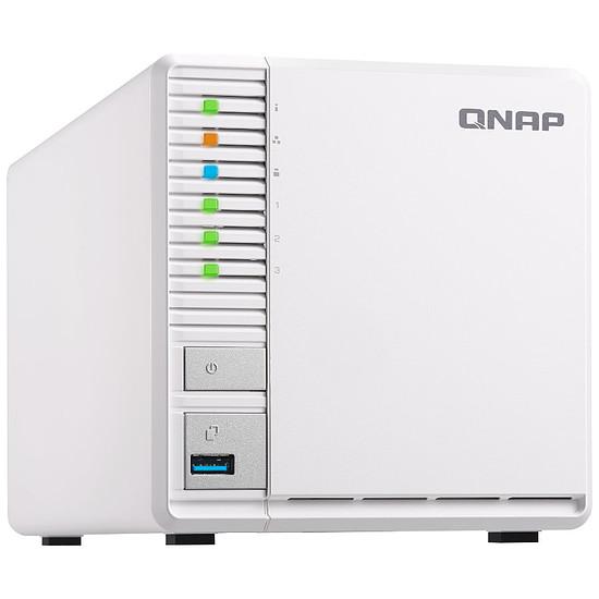 Serveur NAS QNAP NAS TS-328 - 2 Go - Autre vue