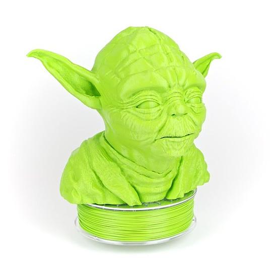 Filament 3D ColorFabb PLA - Vert intense 1.75 mm - Autre vue