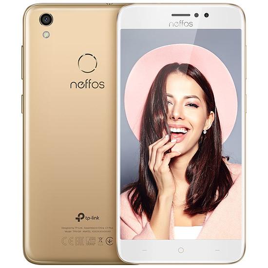 Smartphone et téléphone mobile Neffos C7 (or)