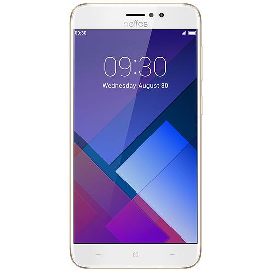 Smartphone et téléphone mobile Neffos C7 (or) - Autre vue
