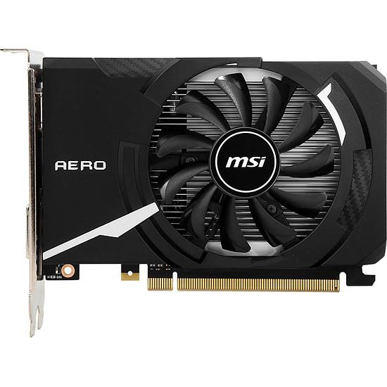 Carte graphique MSI GeForce GT 1030 Aero ITX OC - 2 Go DDR4 - Autre vue