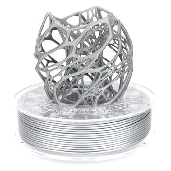 Filament 3D ColorFabb PLA - Argent brillant 1.75 mm - Autre vue