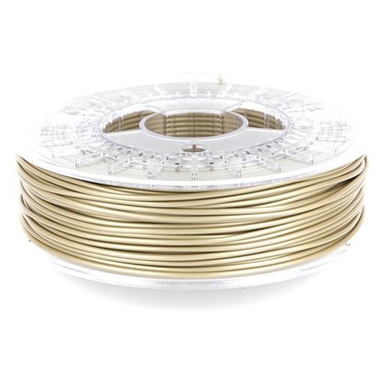 Filament 3D ColorFabb PLA - Metal doré 1.75 mm