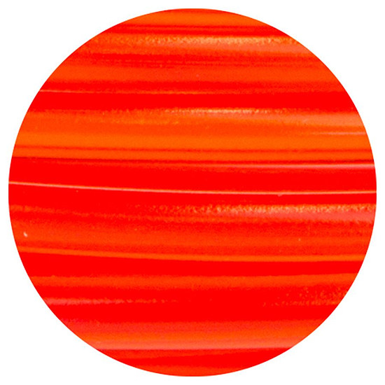 Filament 3D ColorFabb PLA - Rouge transparent 1.75 mm - Autre vue