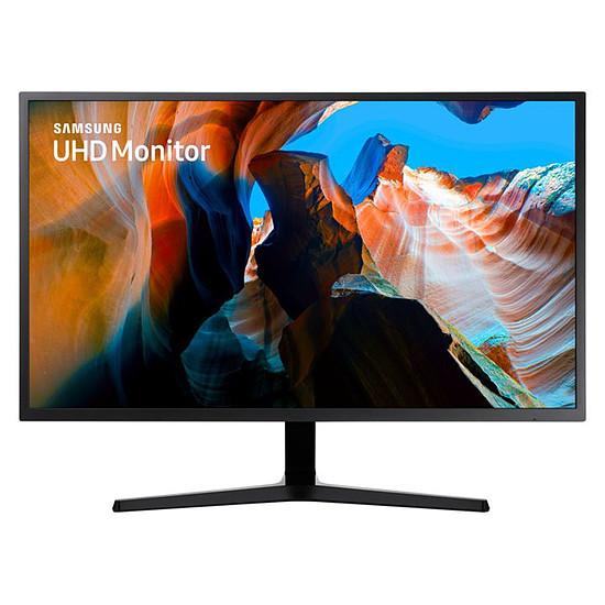 Écran PC Samsung U32J590UQU - Autre vue