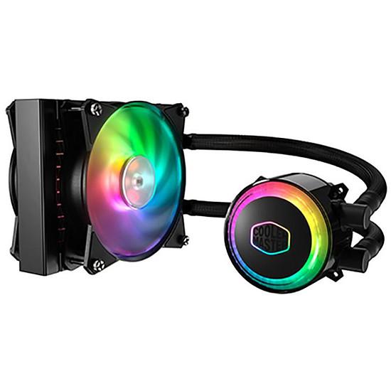 Refroidissement processeur Cooler Master MasterLiquid ML120R RGB