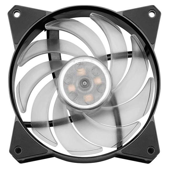 Refroidissement processeur Cooler Master MasterLiquid ML120R RGB - Autre vue