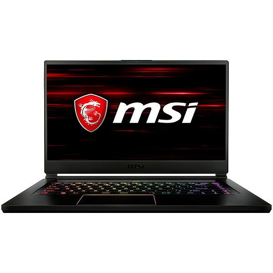 PC portable MSI GS65 Stealth Thin 8SF-051FR - Autre vue