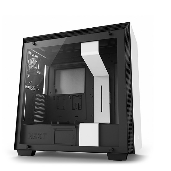 Boîtier PC NZXT H700 - Blanc