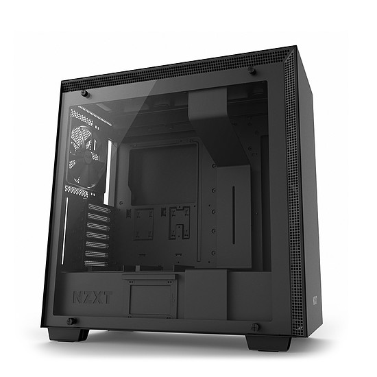 Boîtier PC NZXT H700 - Noir