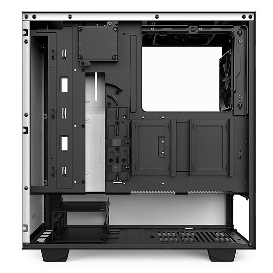 Boîtier PC NZXT H500i - Blanc - Autre vue