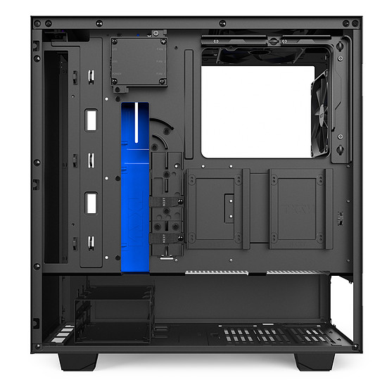 Boîtier PC NZXT H500i - Noir/Bleu - Autre vue