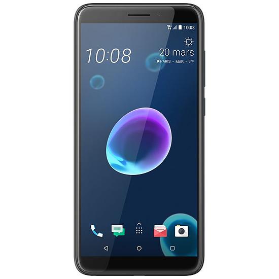 Smartphone et téléphone mobile HTC Desire 12 (noir)