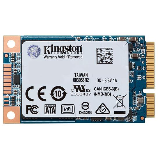 Disque SSD Kingston UV500 mSATA 120 Go - Autre vue