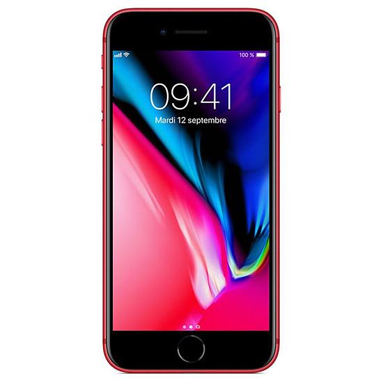 Smartphone et téléphone mobile Apple iPhone 8 (rouge) - 256 Go