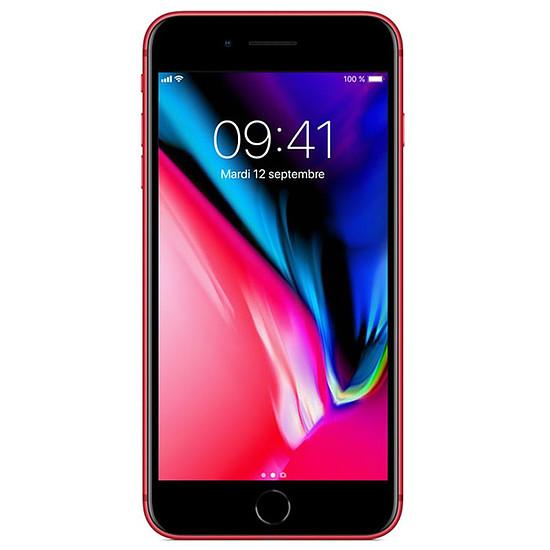 Smartphone et téléphone mobile Apple iPhone 8 Plus (rouge) - 256 Go